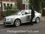 Audi UK video showing SupaGlass in action